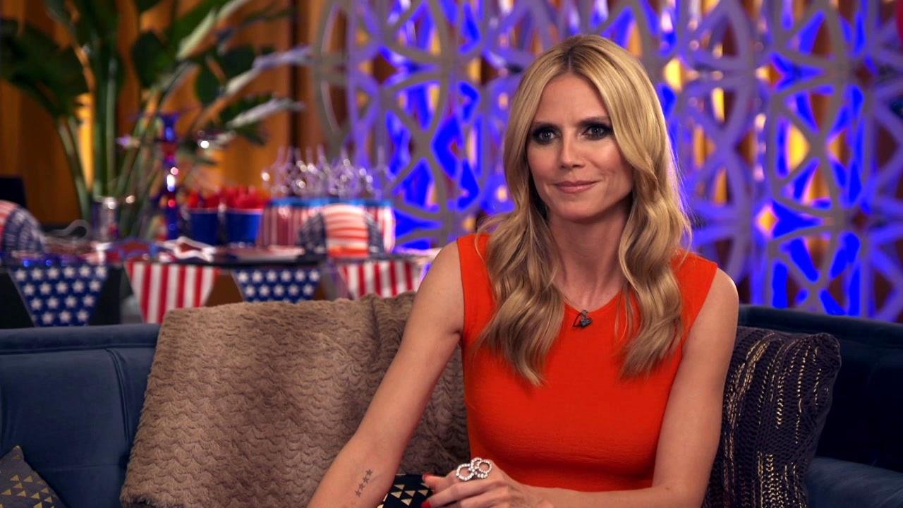 America's Got Talent: Heidi Klum On What Simon Will Bring