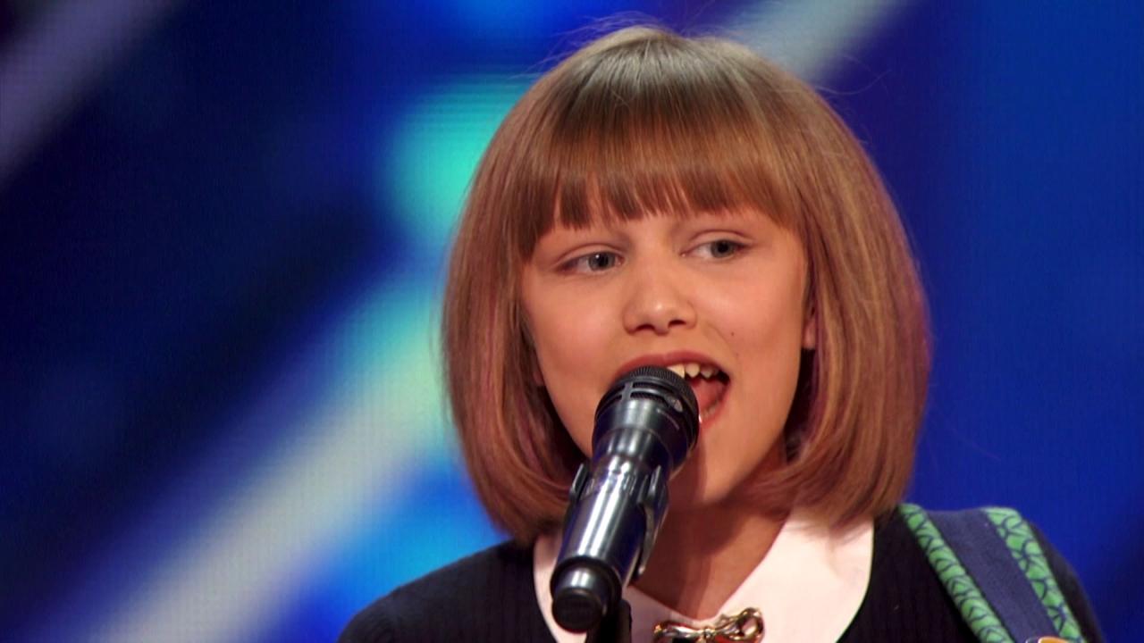 America's Got Talent: Grace Vanderwall