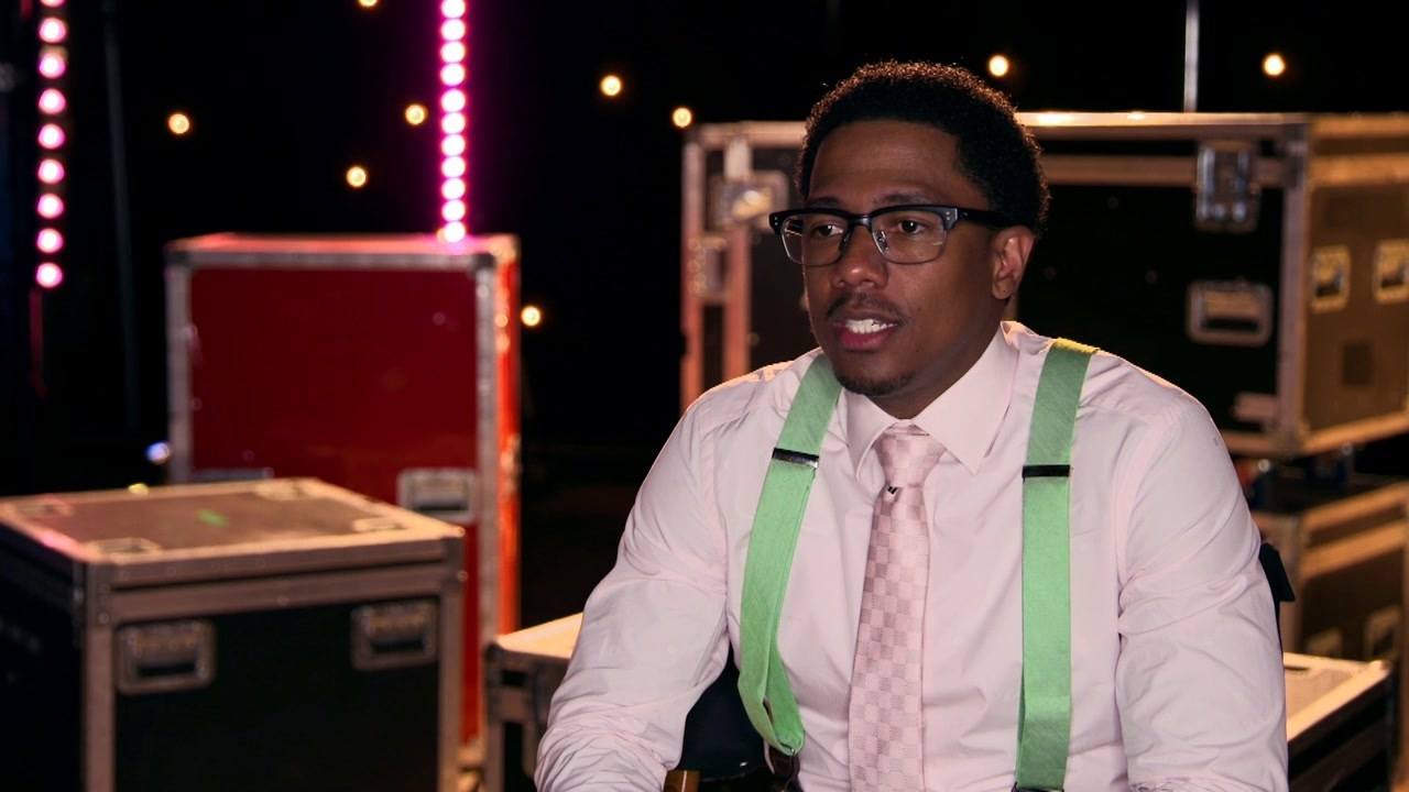 America's Got Talent: Nick Cannon On What Simon Brings To The Panel