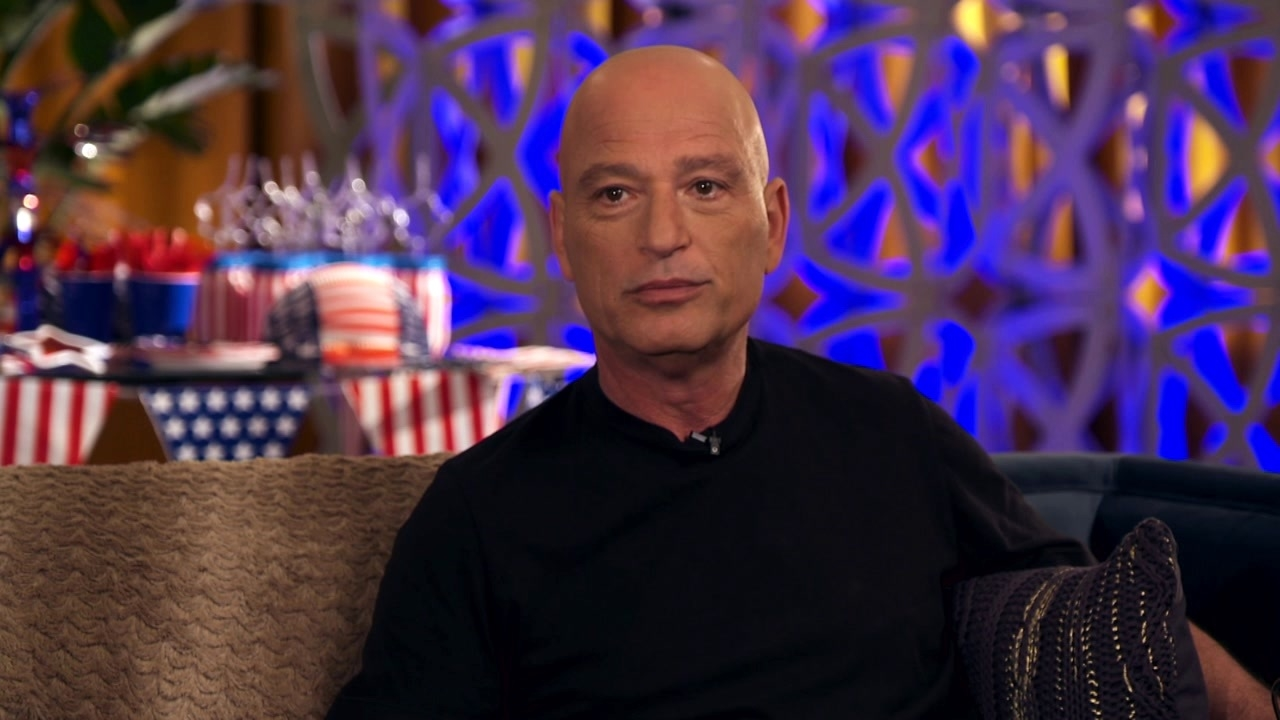America's Got Talent: Howie Mandel On The Show
