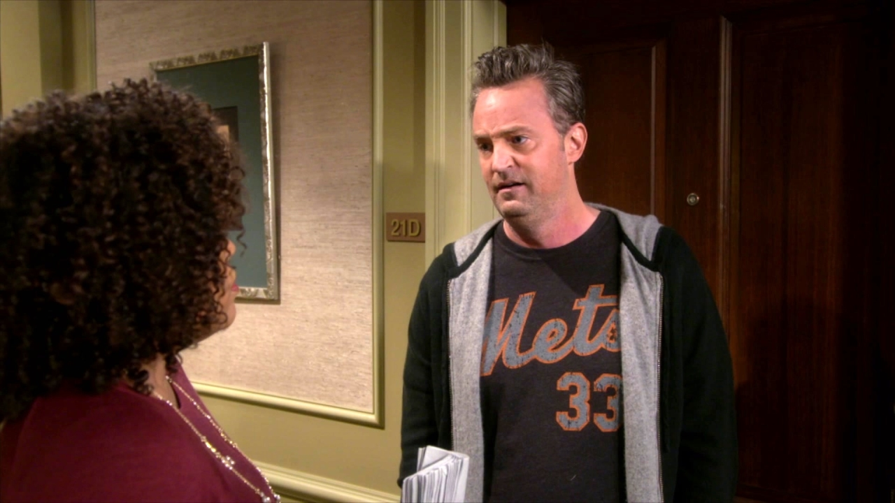 The Odd Couple: He Says It With Love