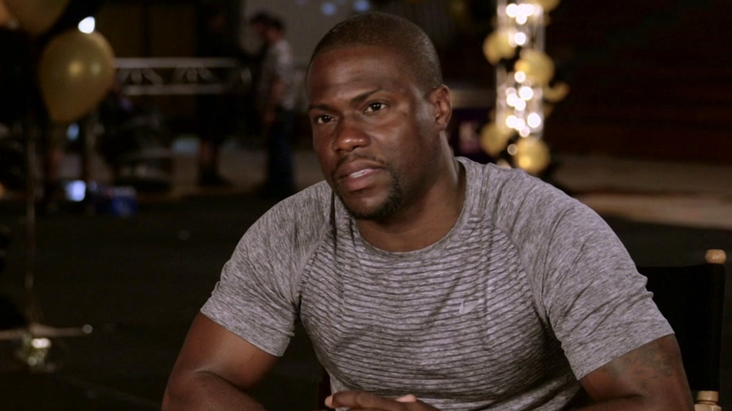 Central Intelligence: Kevin Hart On His Character