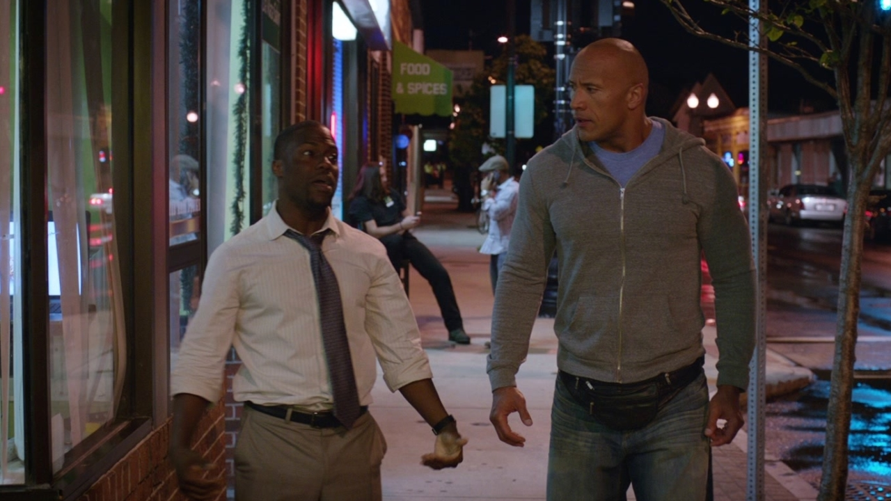 Central Intelligence: That Was Amazing