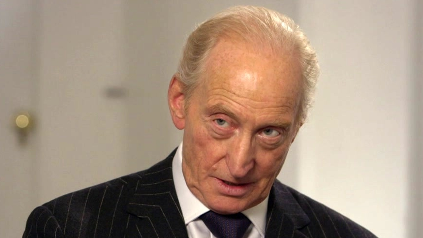 Me Before You: Charles Dance On His Character