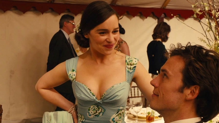 Me Before You: The Only Thing