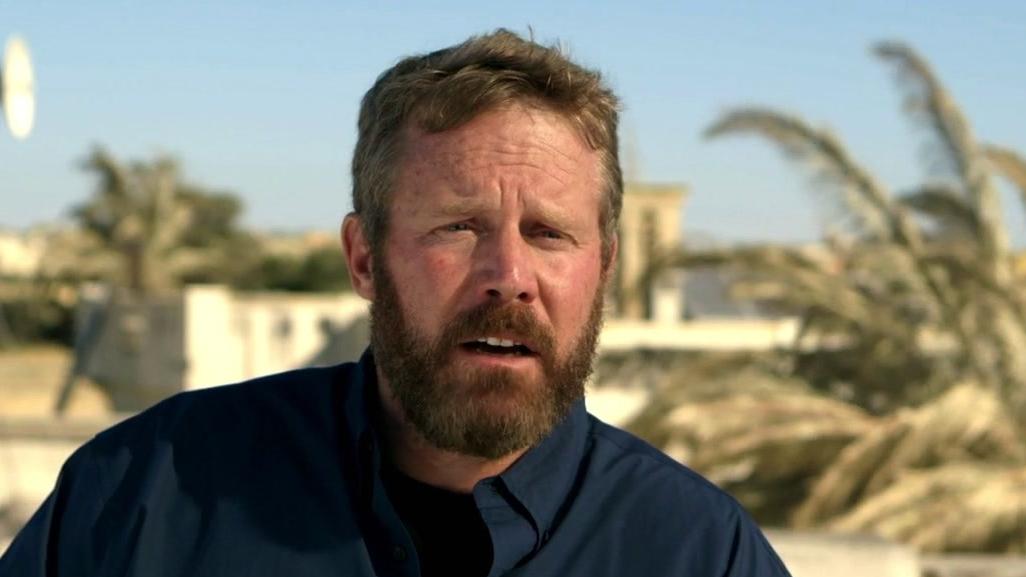 13 Hours: The Secret Soldiers Of Benghazi: Mark