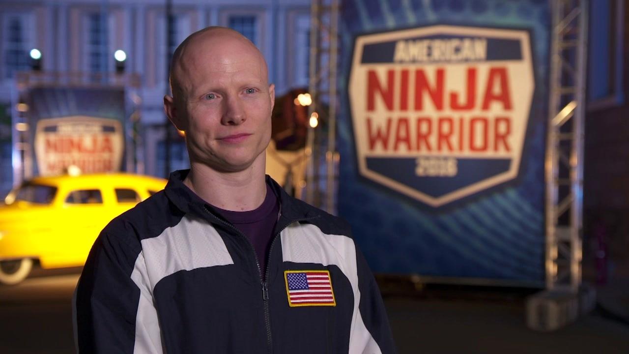 American Ninja Warrior: Kevin Bull On Season 8