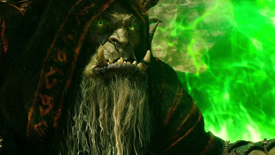 Warcraft: Gul'dan Character Profile (Featurette)