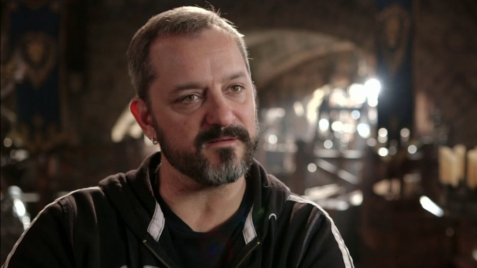 Warcraft: Chris Metzen Reactions To World Coming To Life (Featurette)