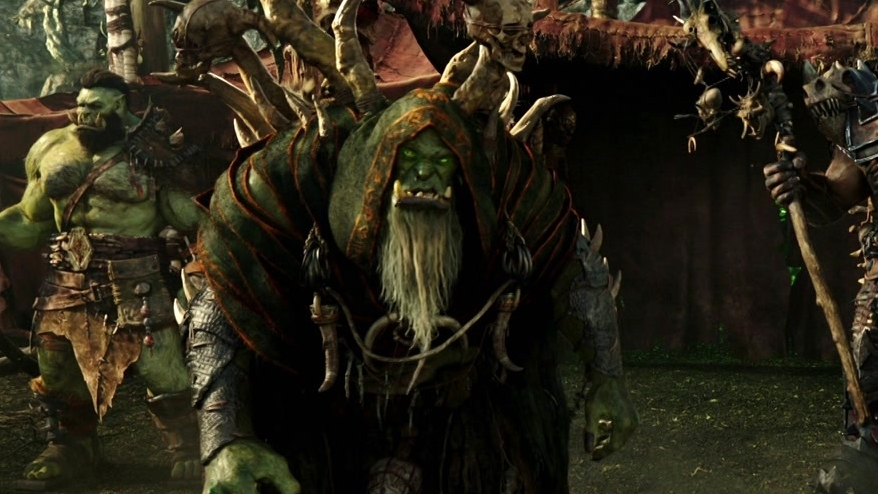 Warcraft: Orc Camp (Featurette)