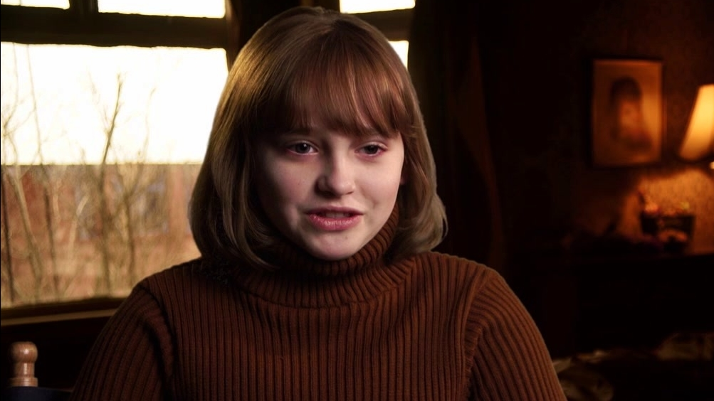 The Conjuring 2: Madison Wolfe On 'Janet Hodgson'