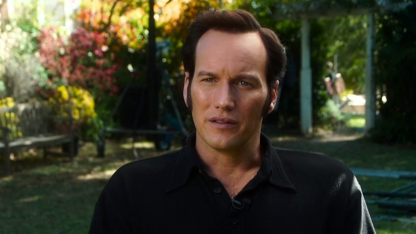 The Conjuring 2: Patrick Wilson On The Conjuring Franchise
