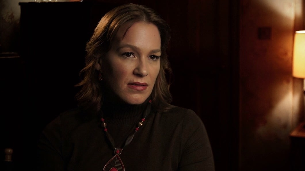 The Conjuring 2: Franka Potente On When 'Ed' And 'Lorraine' Arrive In Enfield