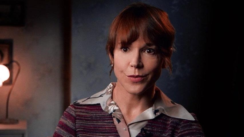 The Conjuring 2: Frances O'Connor On How The Hauntings Began