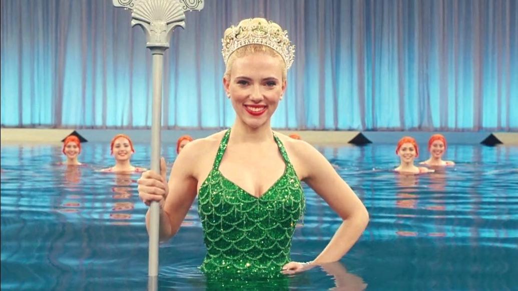 Hail, Caesar!: Synchronized Swimming