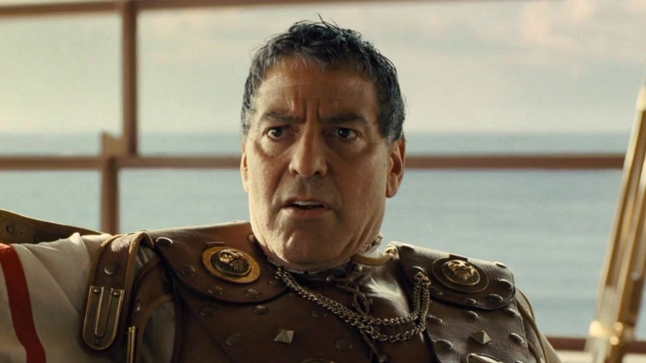 Hail, Caesar!: George Clooney