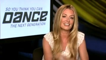 So You Think You Can Dance: Cat Deeley On How Working With Kids Definitely Keeps Her On Her Toes