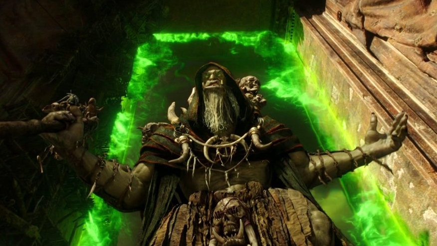 Warcraft: Gul'dan-The Invader (Featurette)