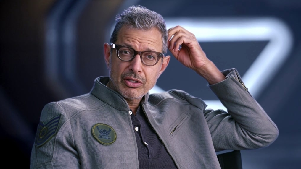 Independence Day: Resurgence: Jeff Goldblum On His Character