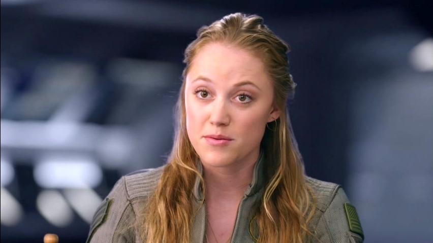 Independence Day: Resurgence: Maika Monroe On Her Father's Mental Health