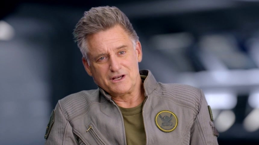 Independence Day: Resurgence: Bill Pullman On His Character