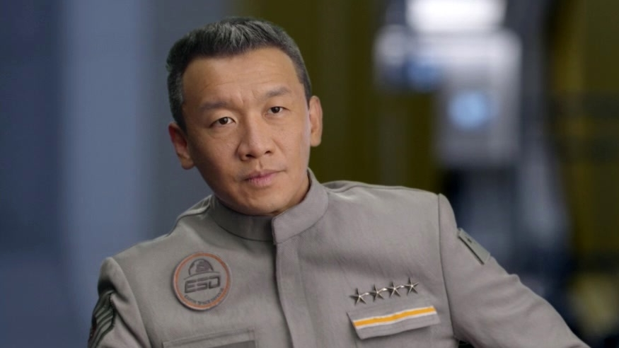 Independence Day: Resurgence: Chin Han On His Character And Role In The Story