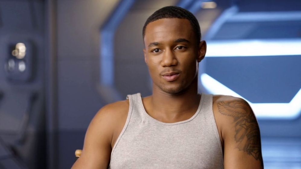 Independence Day: Resurgence: Jessie T. Usher On 'Dylan' Growing Up As The Son Of A World Hero