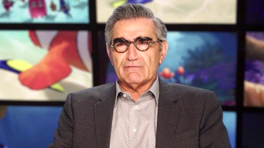Finding Dory: Eugene Levy On His Character