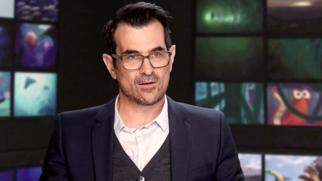 Finding Dory: Ty Burrell On 'Bailey'