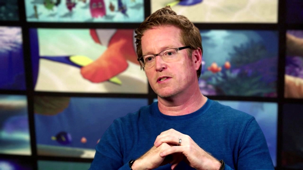 Finding Dory: Andrew Stanton On The Story