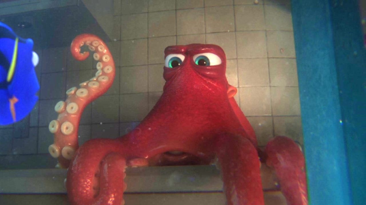 Finding Dory: Short Term Memory Loss