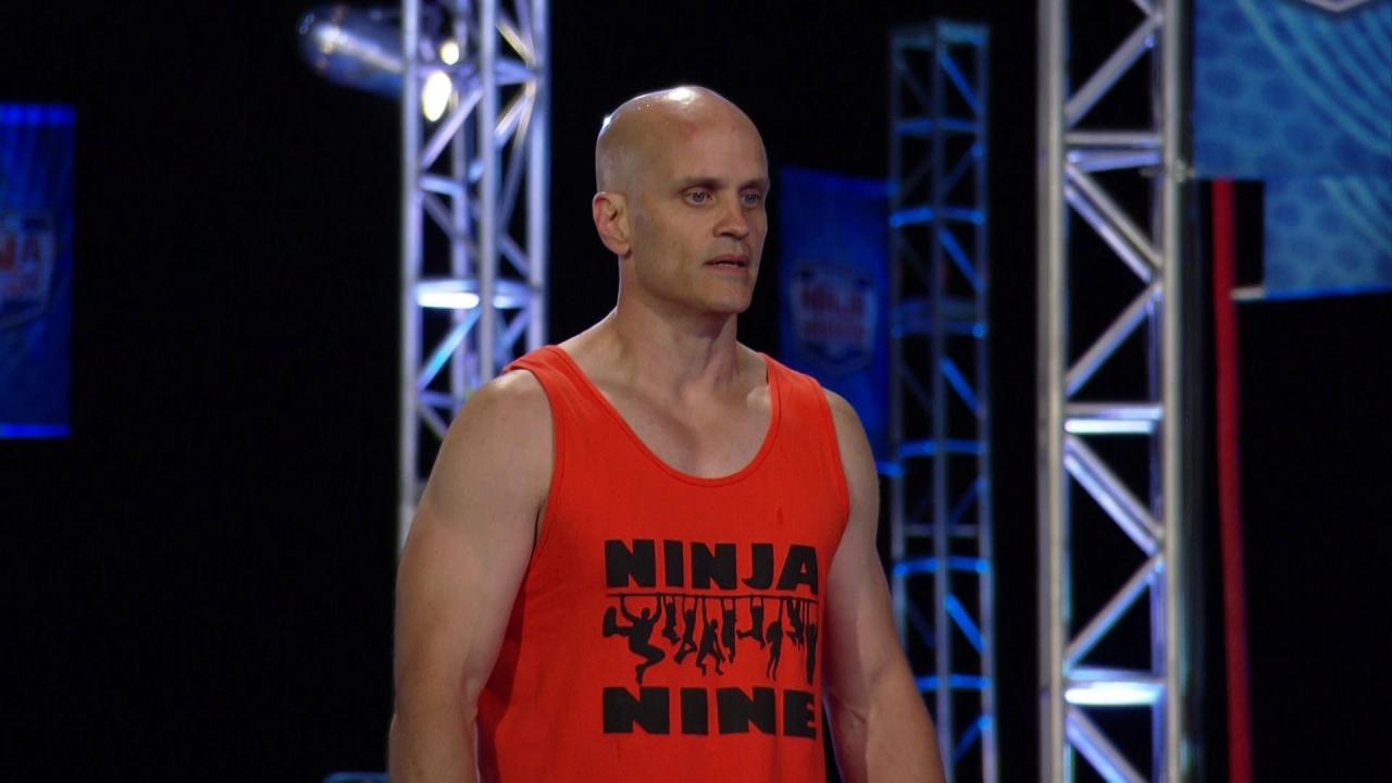 American Ninja Warrior: Matt Stringer Run