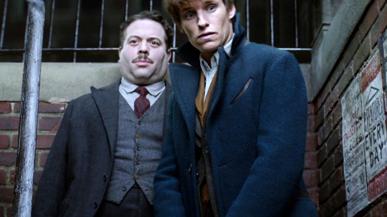 Fantastic Beasts And Where To Find Them: Wand Training (Featurette)
