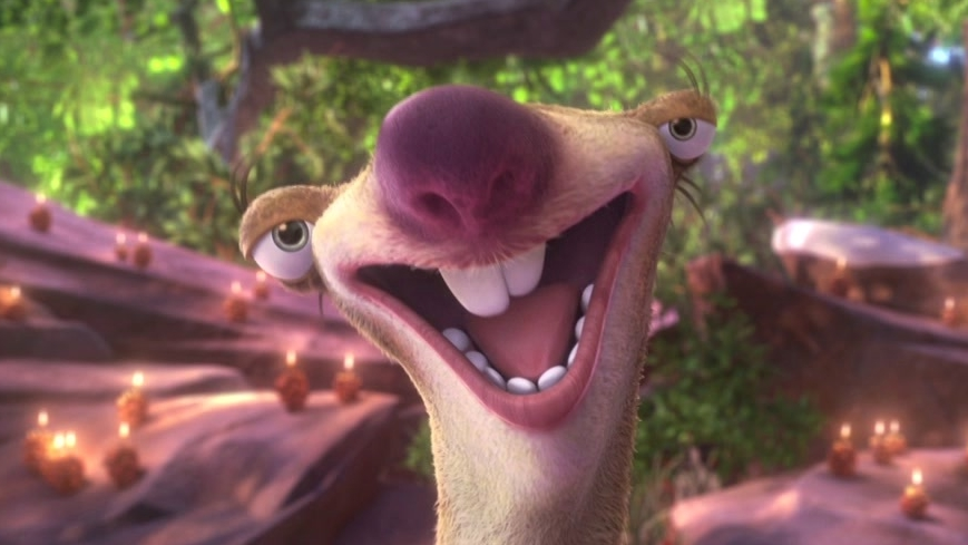 Ice Age: Collision Course: Sid's Proposal