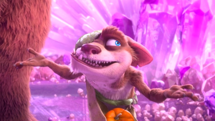 Ice Age: Collision Course: Shangri Llama