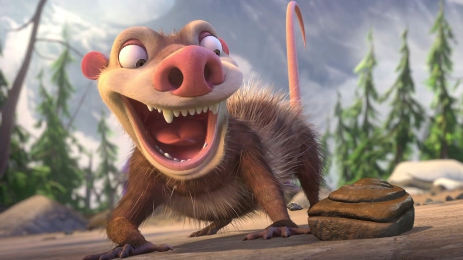 Ice Age: Collision Course: Attraction