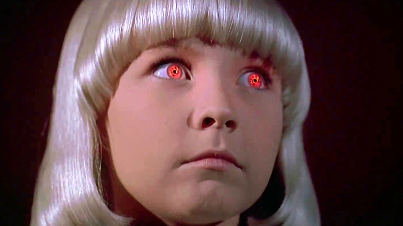 Village Of The Damned: Glowing Eyes