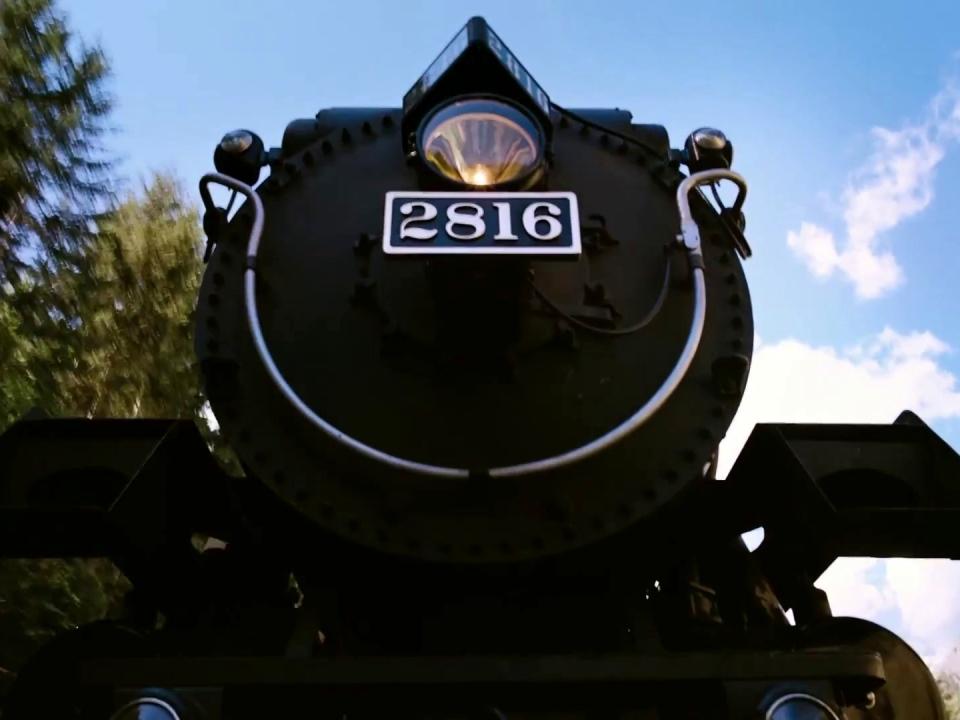 Rocky Mountain Express: Stops Along The Railroad