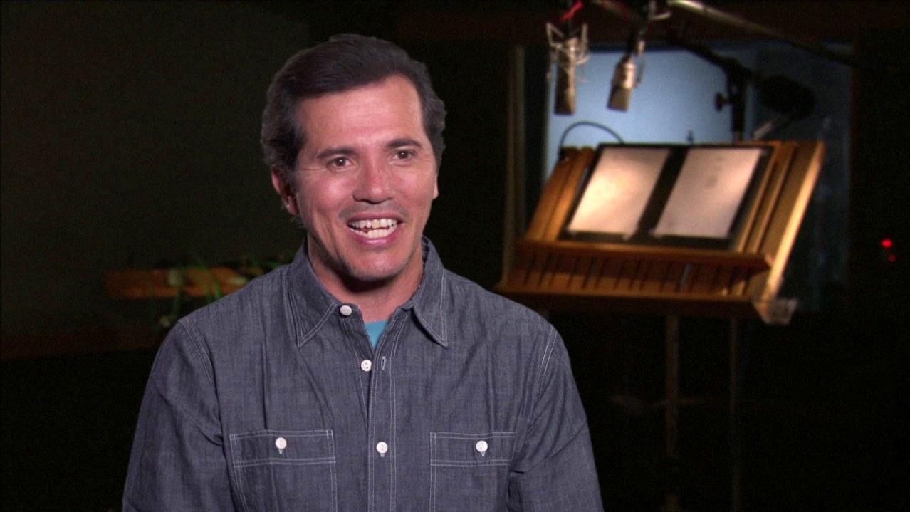 Ice Age: Collision Course: John Leguizamo On Voice Acting