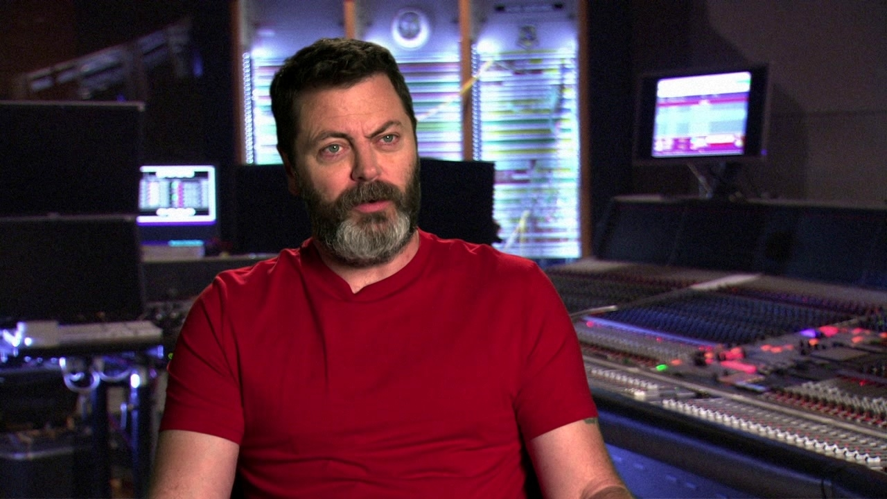 Ice Age: Collision Course: Nick Offerman On The Ice Age Franchise