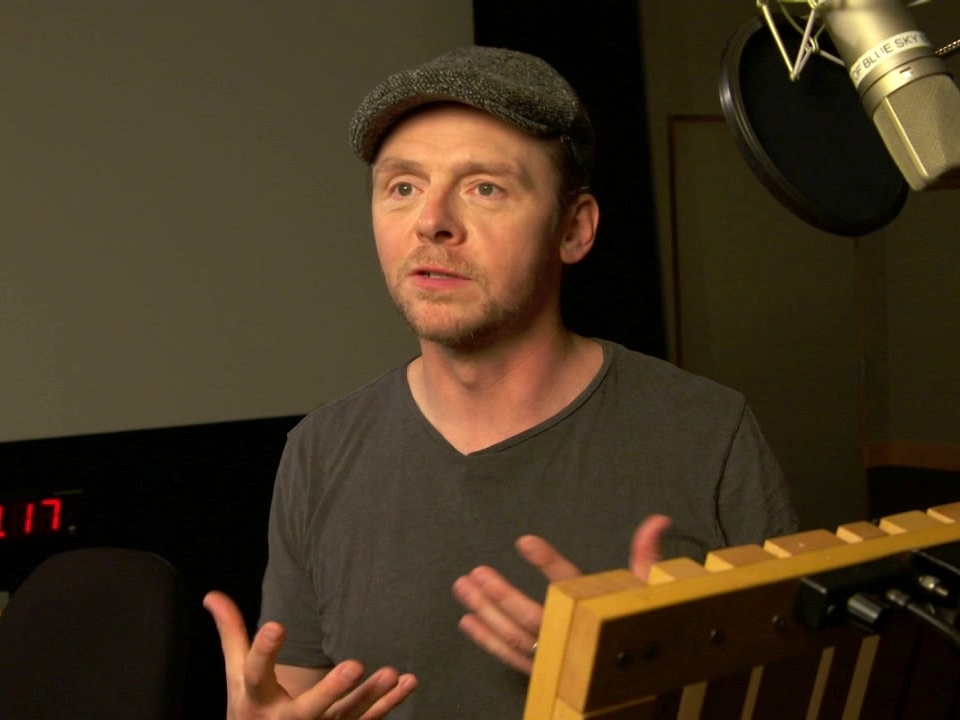 Ice Age: Collision Course: Simon Pegg On Bringing Back Buck