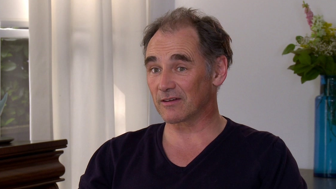 The BFG: Mark Rylance On Roald Dahl's Writing Style