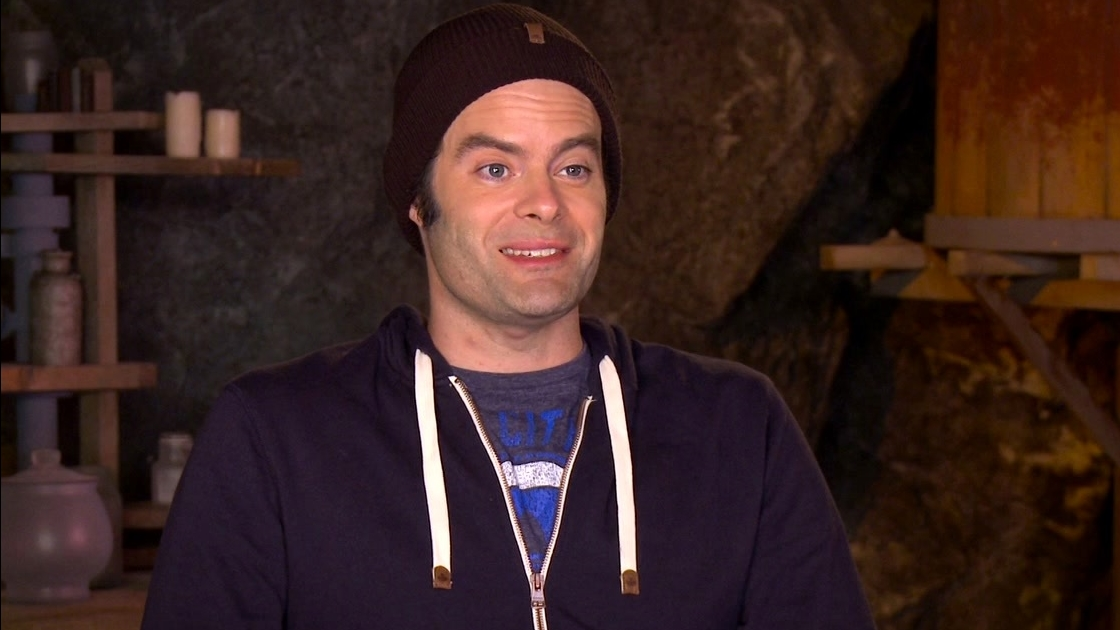 The BFG: Bill Hader On Getting The Role
