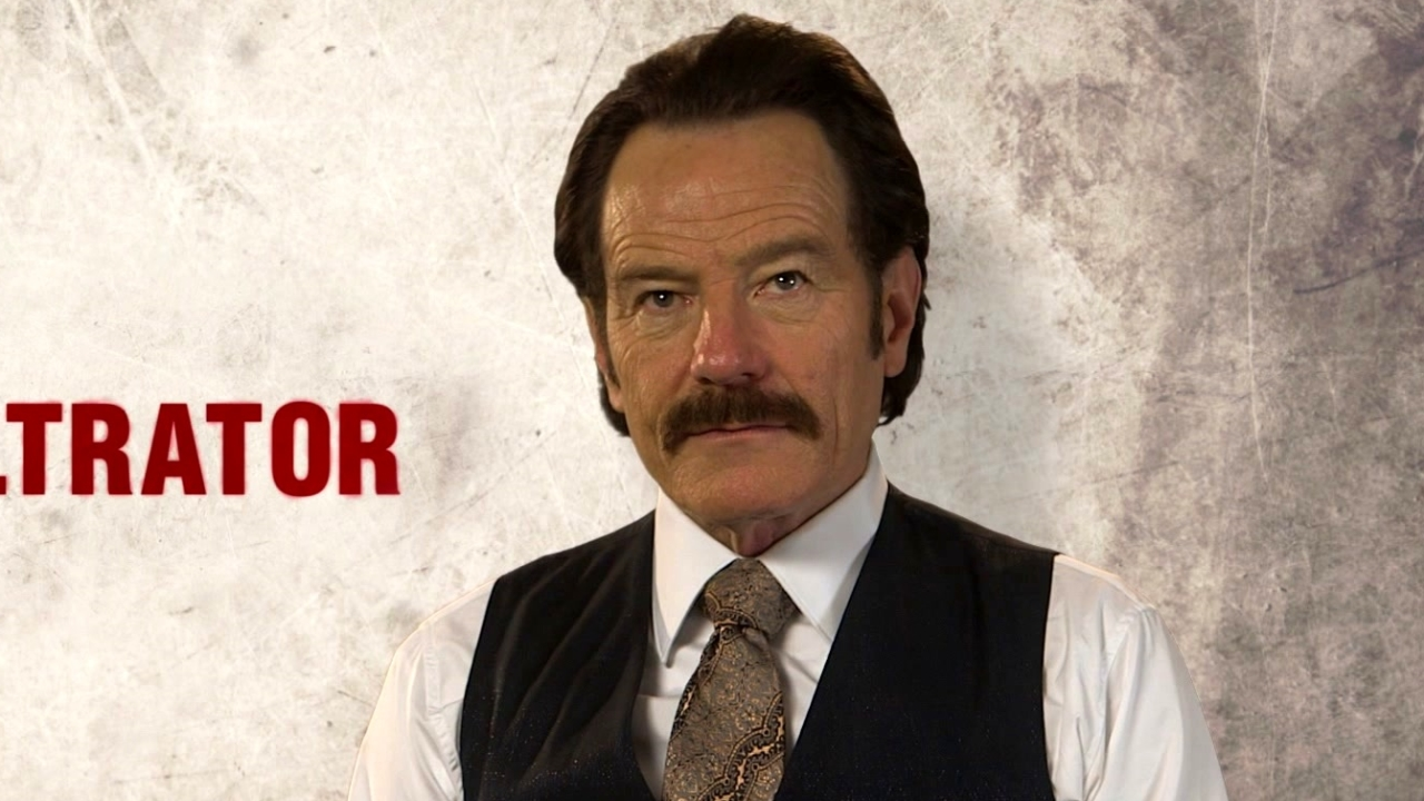 The Infiltrator: Bryan Cranston On The Three Different Criminals