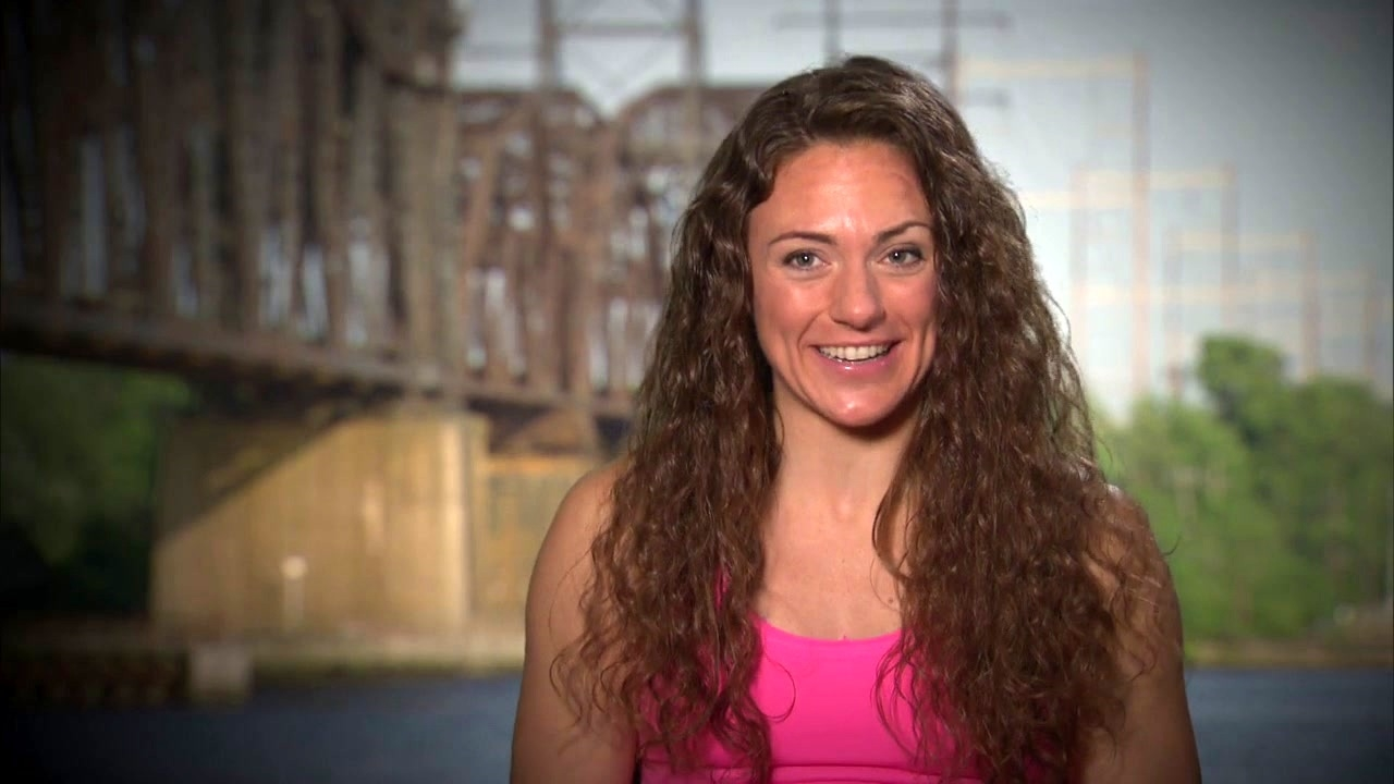 American Ninja Warrior: Michelle Warnky Story