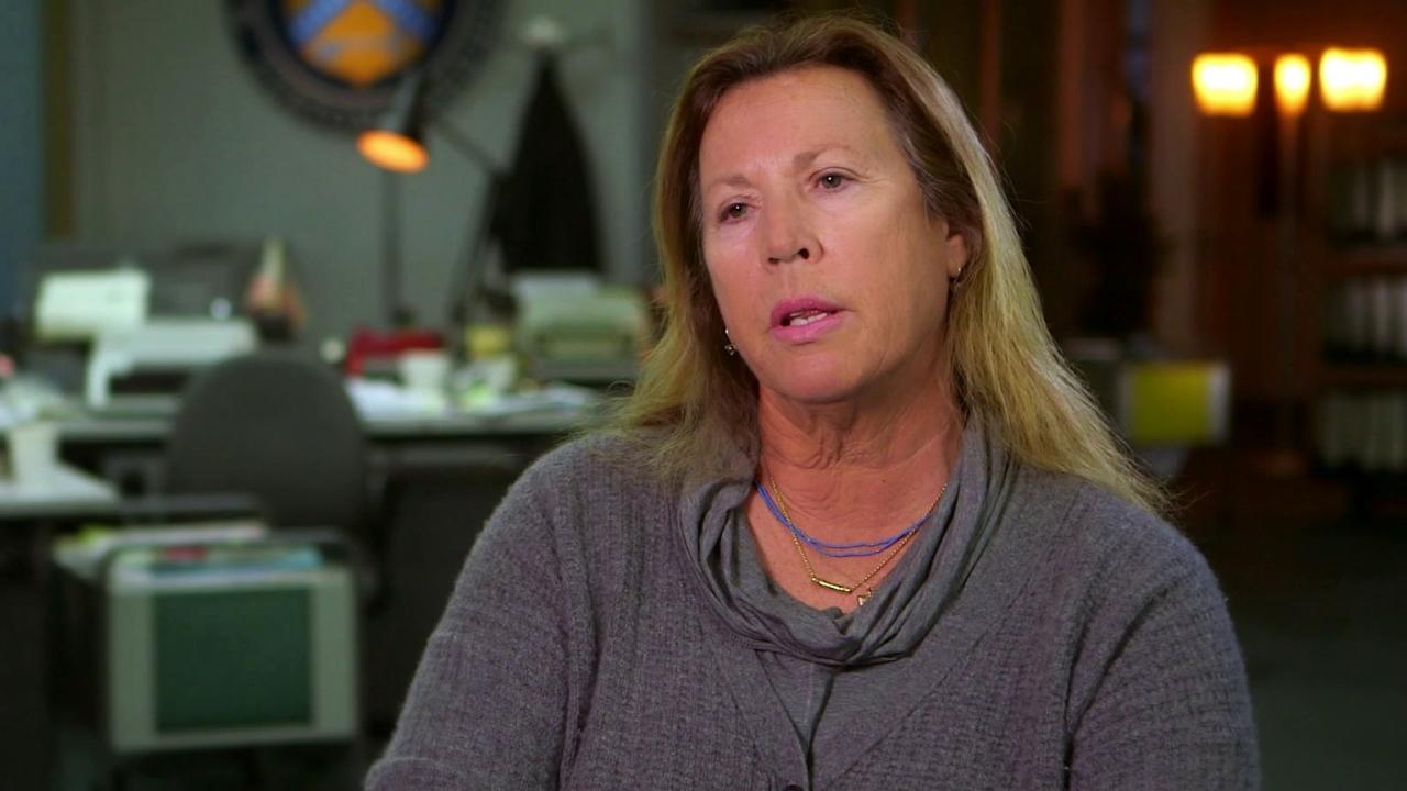 The Infiltrator: Ellen Brown Furman On Brad's Vision