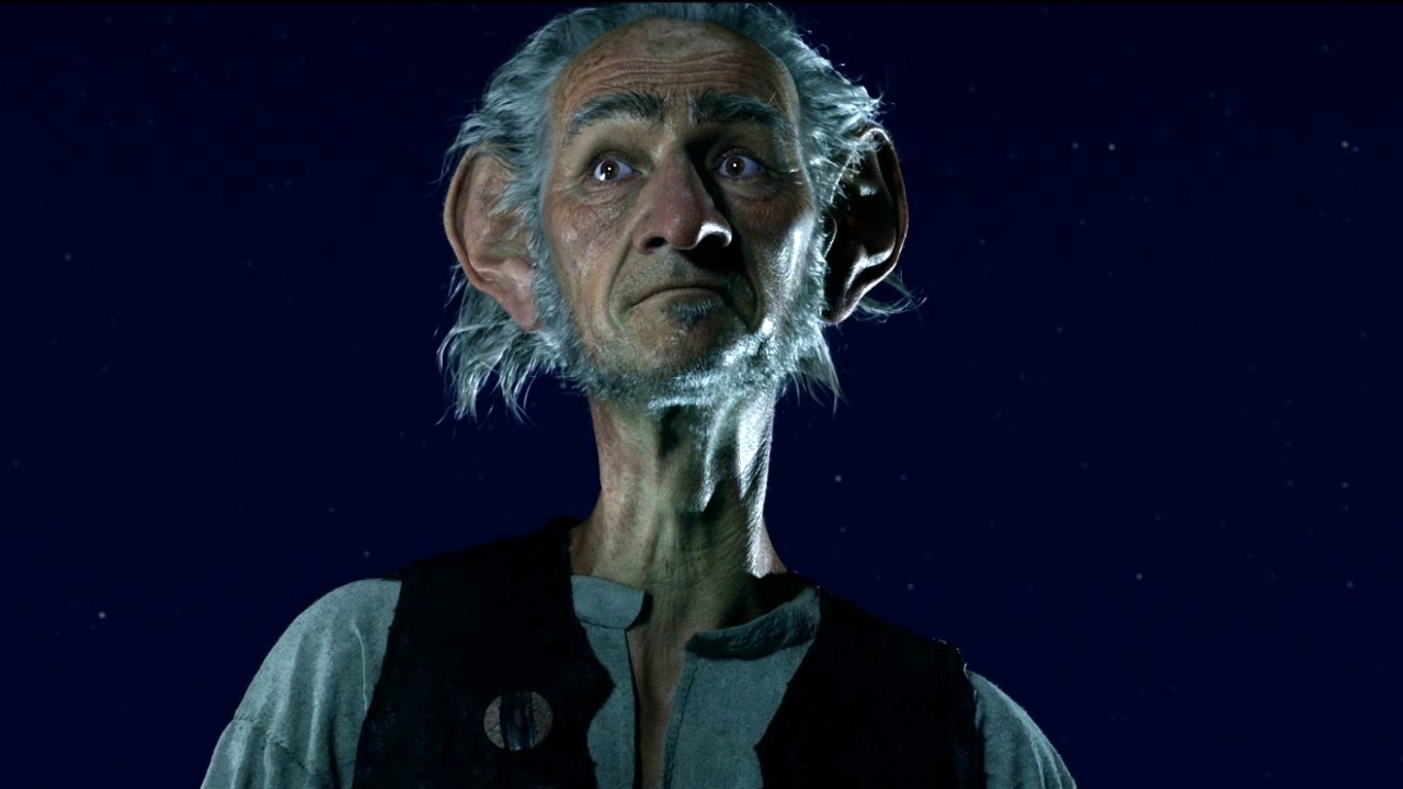 The BFG: Spielberg's Giant Dream Come True (Featurette)