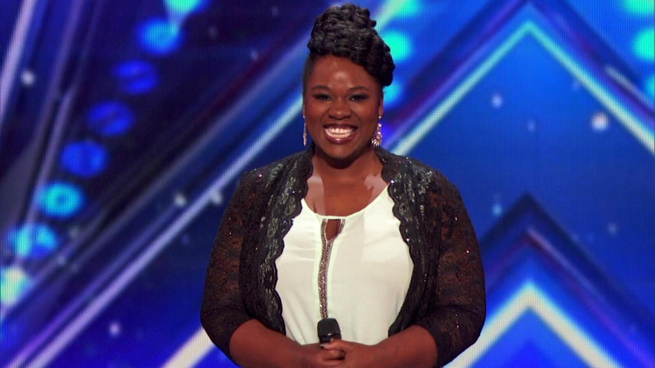 America's Got Talent: Moya Angela