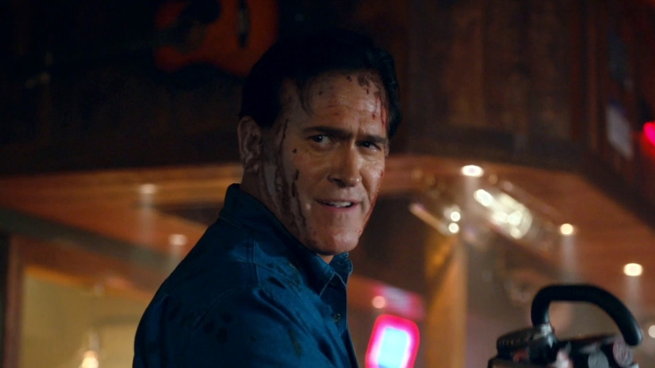 Ash Vs Evil Dead Season 1 Reviews Metacritic