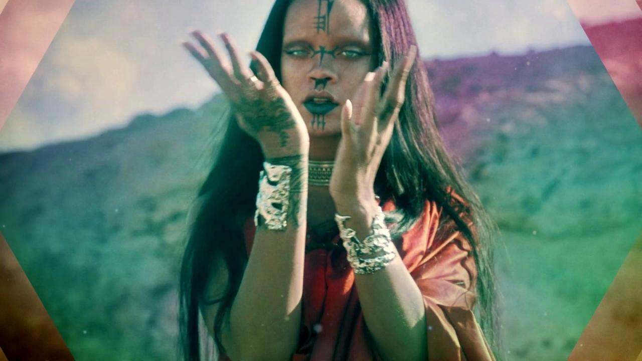 Star Trek Beyond: The Making Of Rihanna's Sledgehammer Music Video (Featurette)